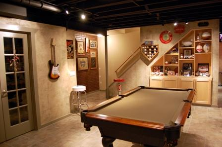 10 Unfinished Basement Remodeling Ideas Maya Construction Group