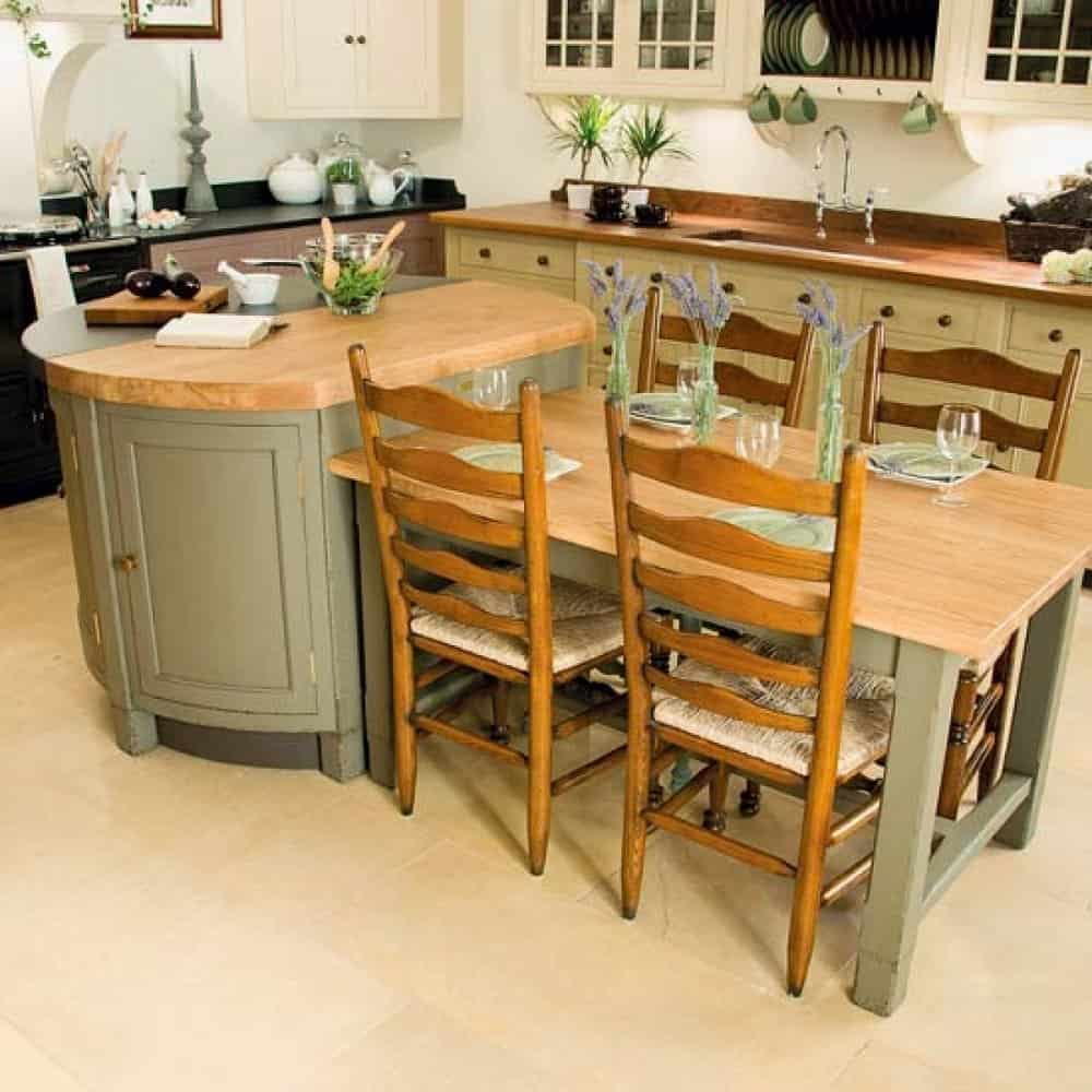 8 Kitchen Island: 8 Unique Kitchen Island Ideas